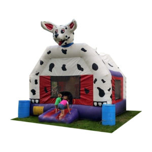 Large Dog Bounce House